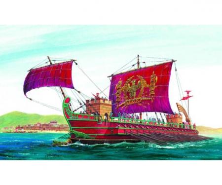 1:72 Roman Emperor's Ship