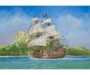"carson 1:72 Pirate ship ""Black Swan"""