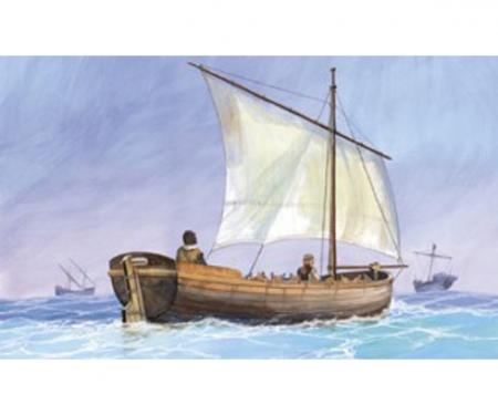 1:72 Medieval Life Boat