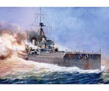 1:350 WWII Brit.Kriegsschiff Dreadnought