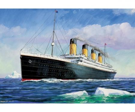 1:700 RMS Titanic