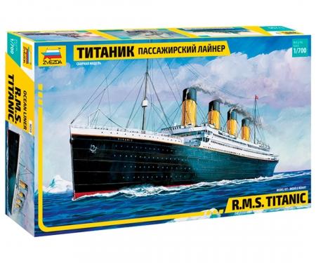 carson 1:700 RMS Titanic
