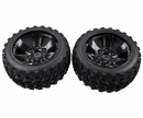 carson FY10 Truggy wheel set (2 pcs)