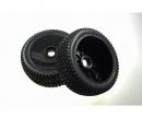 X8 Specter Black Dish Tires (2)