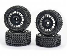 All Terrain 2WD Wheel-Set (4)
