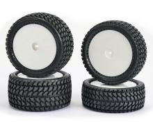 carson All Terrain 4WD Wheel-Set (4)