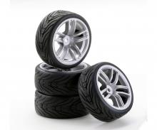 carson 1:10 SC-Wheel GT Style silver (4)