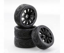 carson 1:10 SC-Wheel M Style black (4)
