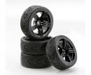 carson 1:10 SC-Wheel 6S Style black (4)