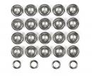 carson MF-01X Ball bearing set (24)