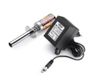 Glow plug heater, battery + charger