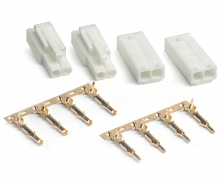 carson Tamiya mini plug and bush set