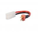 carson Adapter Tamiya Stecker auf T-Plug