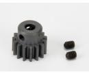 carson 1:8 BL 15T Steel Pinion Gear hard