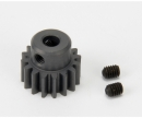 1:8 BL 16T Steel Pinion Gear hard