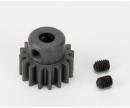 carson 1:8 BL 16T Steel Pinion Gear hard
