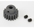 1:8 BL 18T Steel Pinion Gear hard