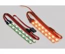 LED Light Stick Set orange