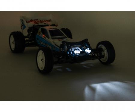 LED Light-Set f. Tamiya DT03/TT02B