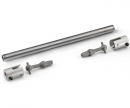 carson 1:14 Alum./Steel Univer.Drive Shaft Set