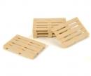 carson 1:14 Euro-Pallet-Set (5) Plastic/Beige