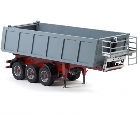 carson 1:14 Dump Trailer 2/3 Axle