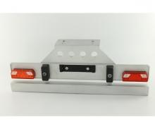 carson 1:14 Rear Bumper (Euro) TAM-Semi-Trailer