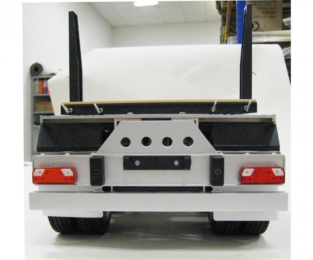 1:14 Rear Bumper (Euro) TAM-Semi-Trailer - CA 1:14 Truck\/Trailer Accessories - Traktor Trucks