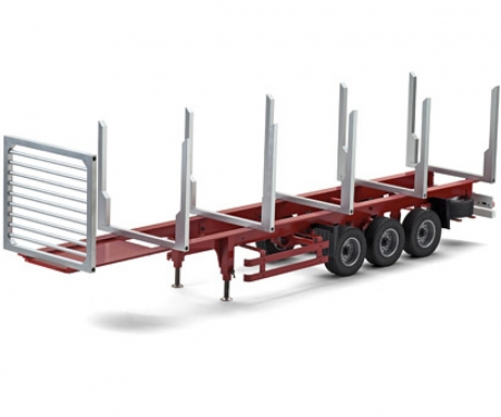 1:14 3-Axle Stanchion Trailer Ver.II