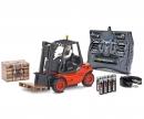 carson 1:14 Linde Forklift 2.4G 100% RTR