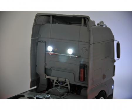 carson 1:14 MAN TGX XLX Fro.Bumper Light Holder