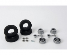 carson 1:14 Tire/Wheel-Set LowLoad.Fulda/SAF(2)