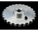 1:14 LR Alu Sprocket wheel univer.(1)8mm