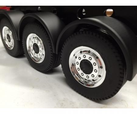 carson 1:14 Wheel axle-Set for Carson Trailer