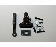 carson 1:14 Trailer hitch with Pole RC/Mech.