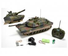 carson 1:16 M1 A1 Abrams, 27 MHz, 100% RTR