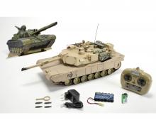 carson 1/16 M1 A2 Abrams 2,4G 100% RTR