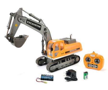 1/12 Excavator 2.4G 100% RTR