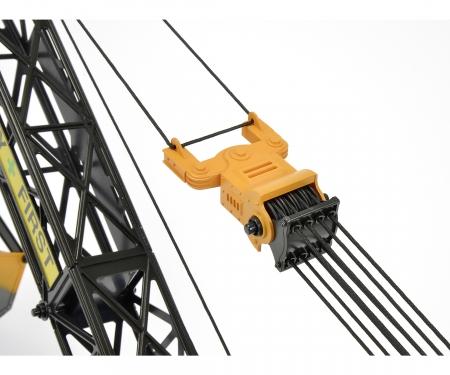 carson 1:12 Crawler Crane 27 MHz, 100% RTR