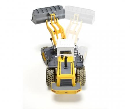 carson 1:14 Wheeled Loader 2.4G 100% RTR