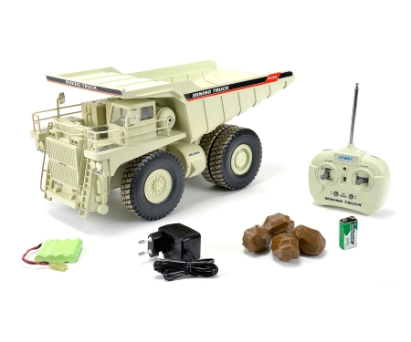 carson 1:24 Mining Truck 27 MHz, 100% RTR