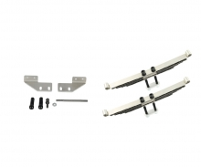1:14 Mounting Set Front Drive Axle