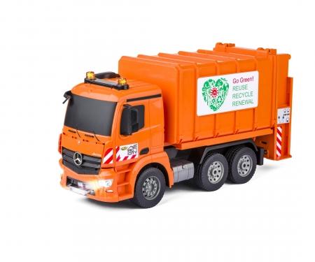 1:20 Mercedes GarbageTruck 2.4G 100% RTR