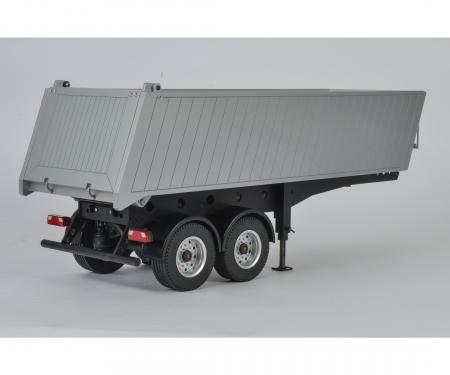 carson 1:14 2-Axle Dump Semi-Trailer (4 Wheel)