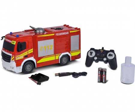 1:26 RC Fire Truck 2.4G 100% RTR