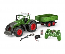 1:16 RC Traktor mit Anhänger 100% RTR