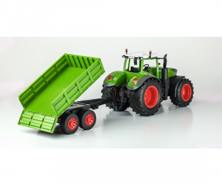 carson 1:16 RC Tractor with Trailer 100% RTR