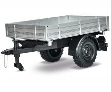 carson 1:12 Anhänger für Unimog U300