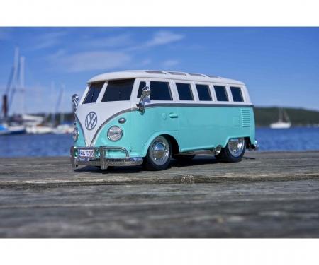 carson 1:14 VW T1 Samba Bus 100% RTR turquoise