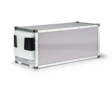 carson 1:14 20Ft. Refrigerated Container Kit